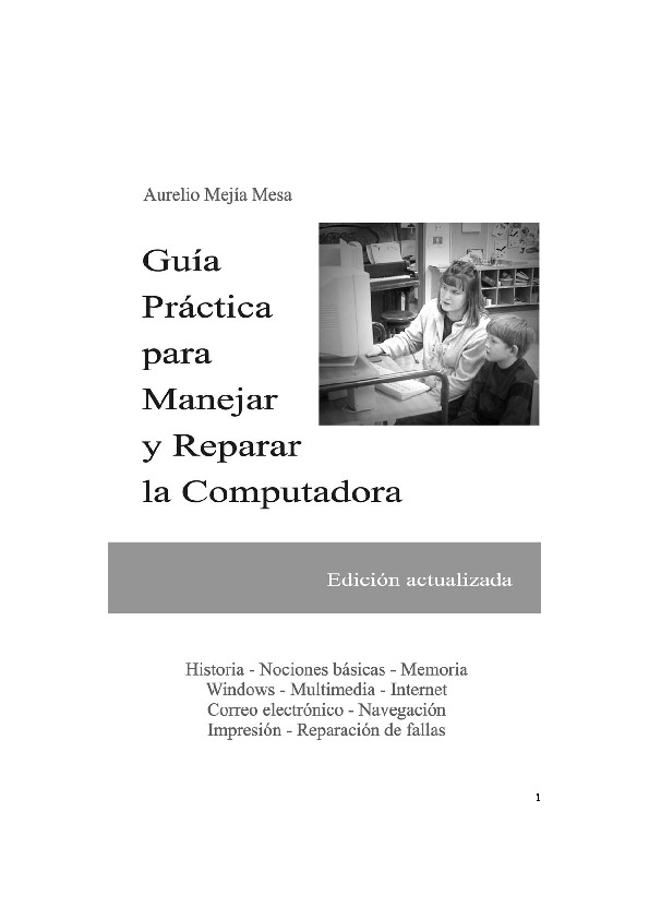 manual electronica guia de reparacion del pc pdf manual electronica guia de reparacion del pc pdf