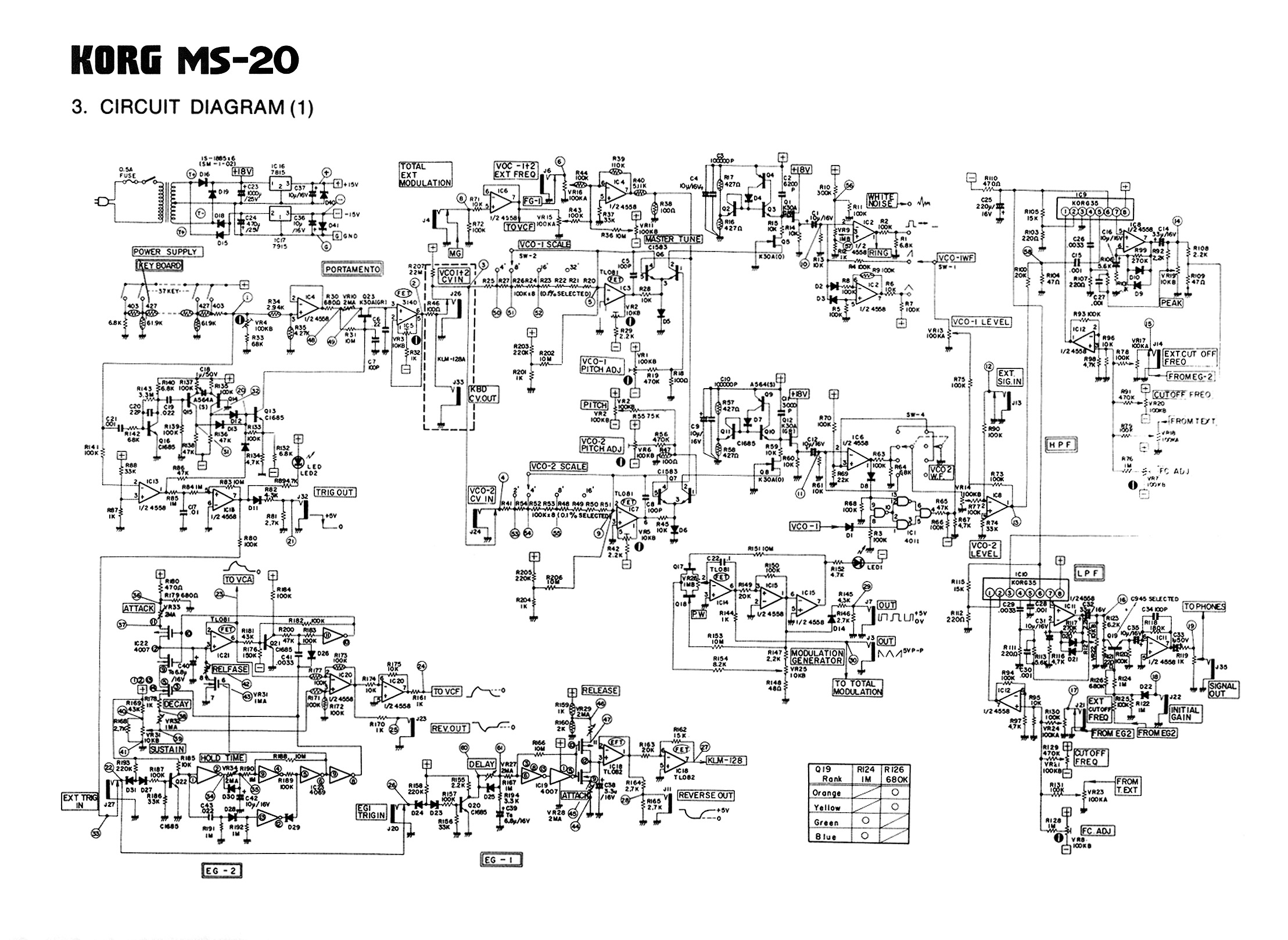 KORG MS 20 Synthesizer service manual part3 gif KORG MS 20 Synthesizer service manual part3 gif