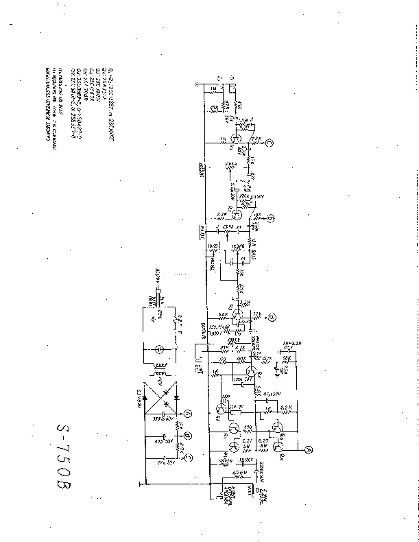 Univox Stage 750B Bass Amplifier Schematic.pdf