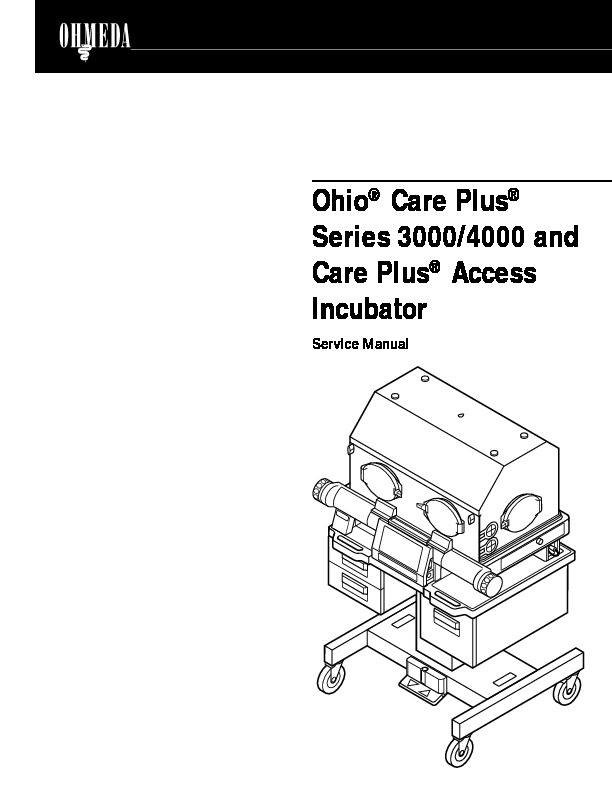 CarePlus Service Manual[1] pdf CarePlus Service Manual[1] pdf