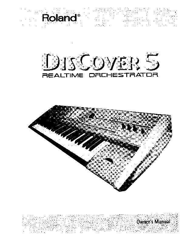 Roland DISCOVER-5 Manual del Usuario.pdf