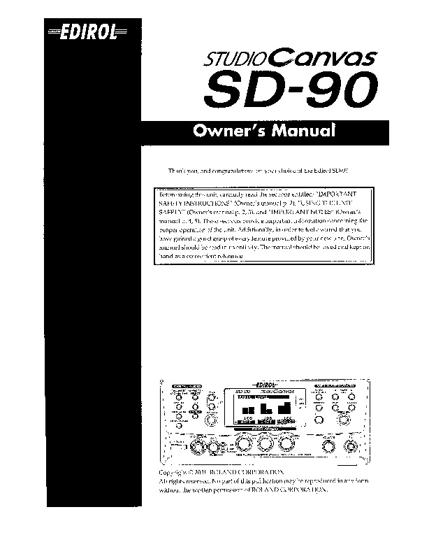 Roland SD-90 Manual del Usuario.pdf