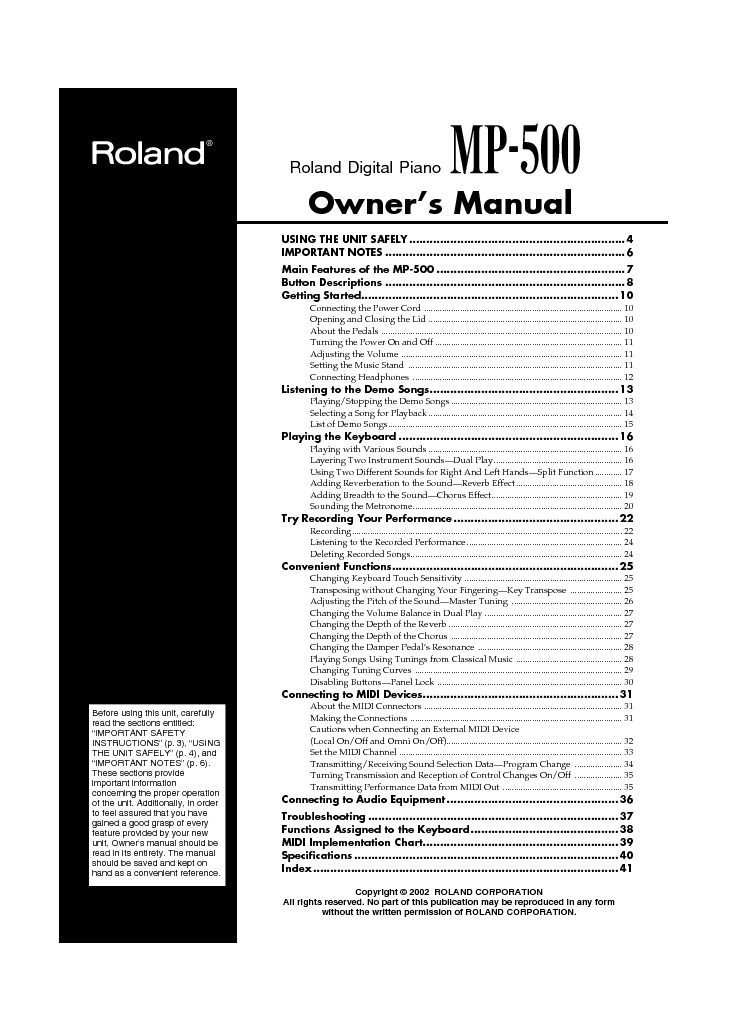 Roland MP-500 Manual del Usuario.pdf