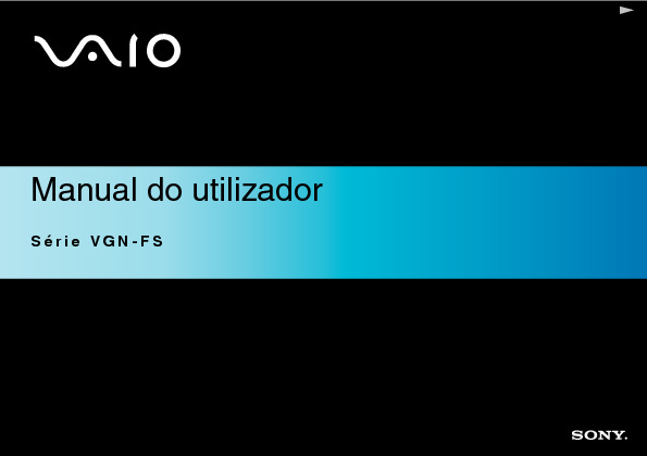 Sony Vaio Manual del Usuario FS1 H Portugues.PDF