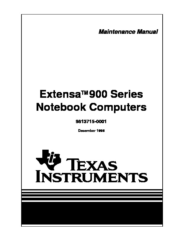 Acer EXT900SG notebook computers.pdf