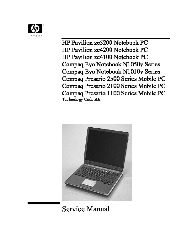 Compaq Presario 2500 Series Mobile PC.pdf