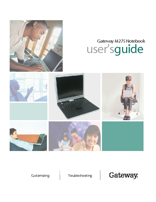 M275 USER MANUAL pdf Gateway