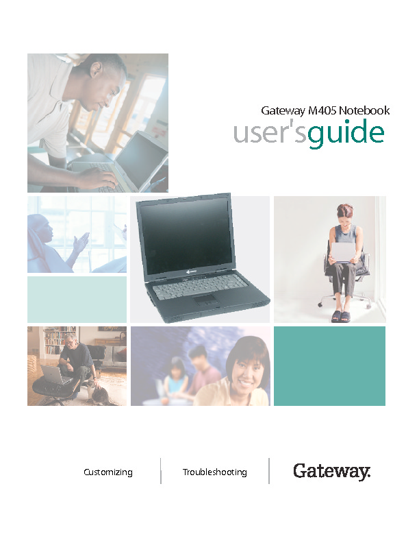 M405 USER MANUAL pdf Gateway