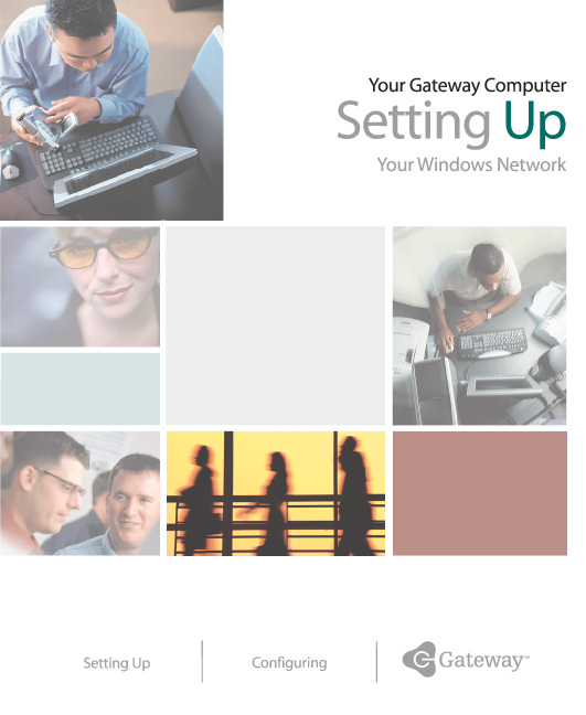 SETTING UP WINDOW NETWORKS pdf Gateway