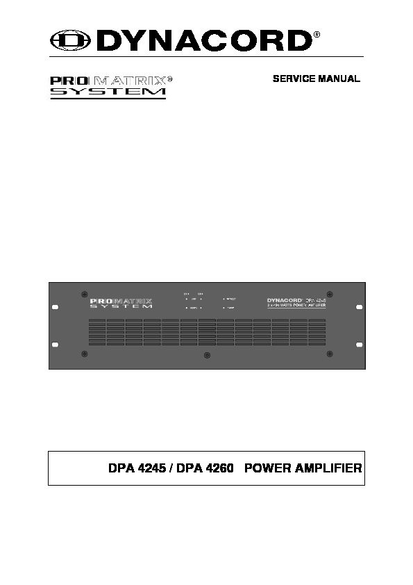 Dynacord DPA4245-4260 SERVICE MANUAL.pdf