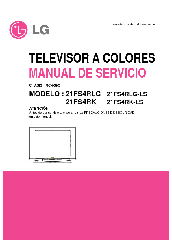 Manaual de Servicio_21FS4RLG__21FS4RLG-LS__21FS4RK__21FS4RK-LS.pdf LG – GOLDSTAR 21FS4RLG