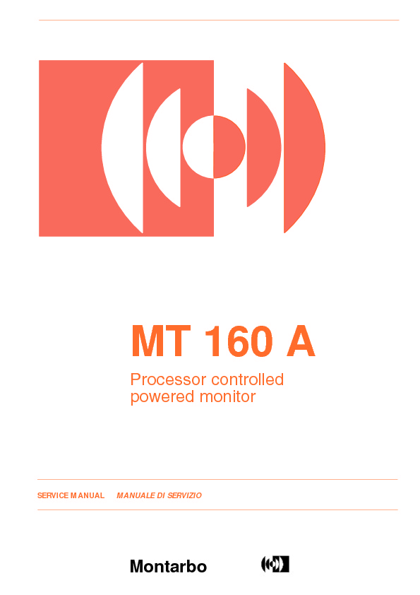 Montarbo professional mt 160a me.pdf