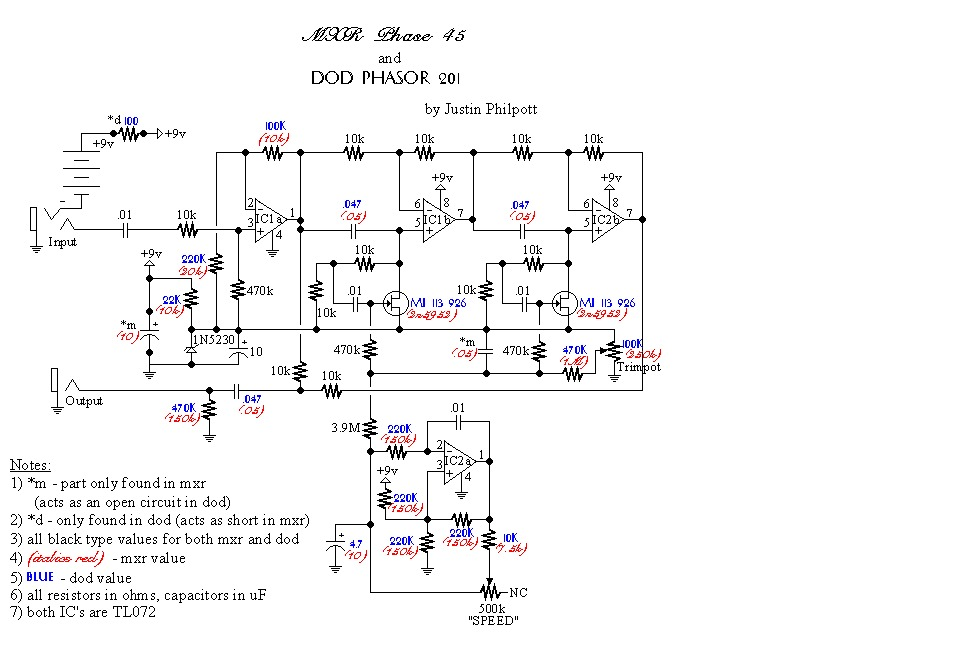 MXR phase 45 pedal schematic.pdf