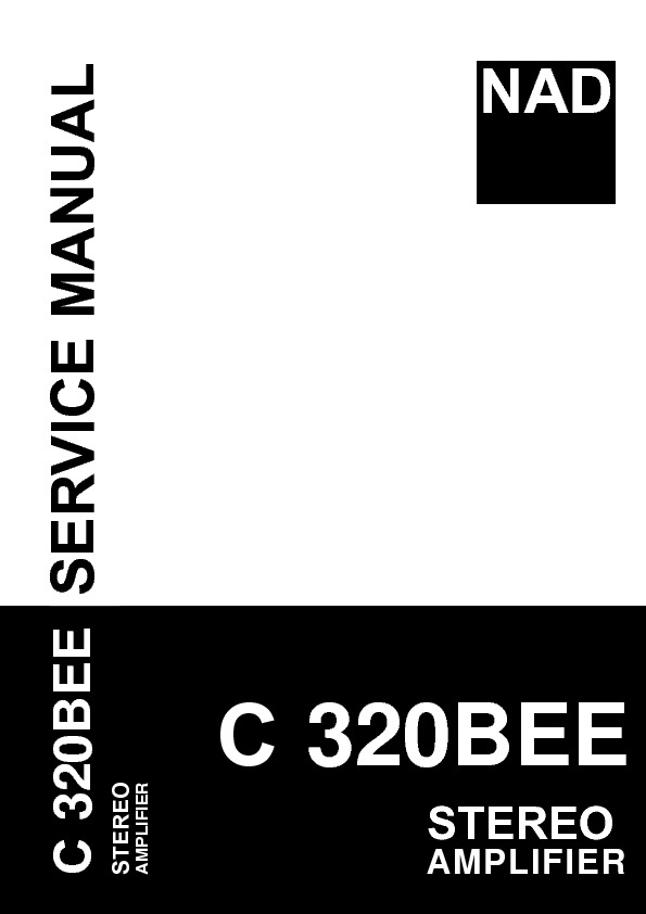 NAD Stereo Amplifier C320BEE.pdf