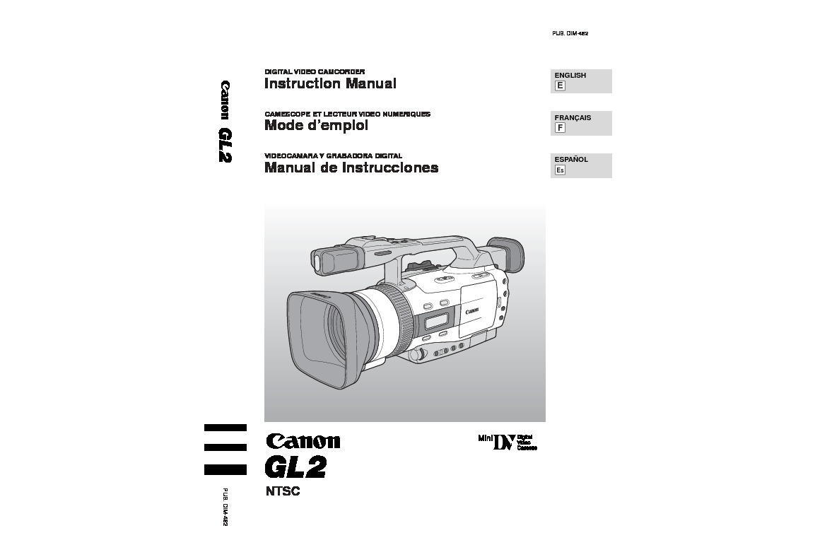 Canon GL2 MiniDV Digital Camcorder with Lens Manual.pdf