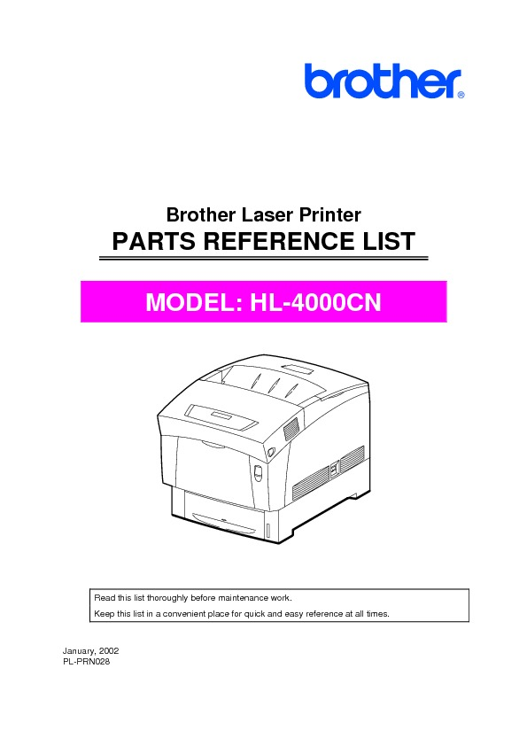 BORTHER HL-4000CN DRIVERS DOWNLOAD