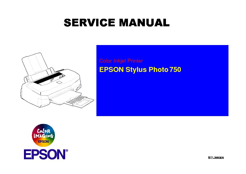 Epson Stylus Photo 750 Service Manual.pdf