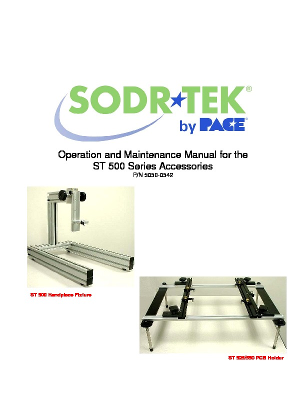 Sodrtek ST 500 Series Manual.pdf