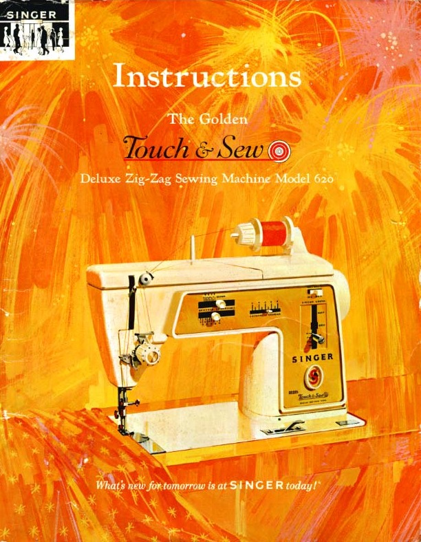 Singer 620 touch and sew.pdf SINGER Singer 620 – touch and sew