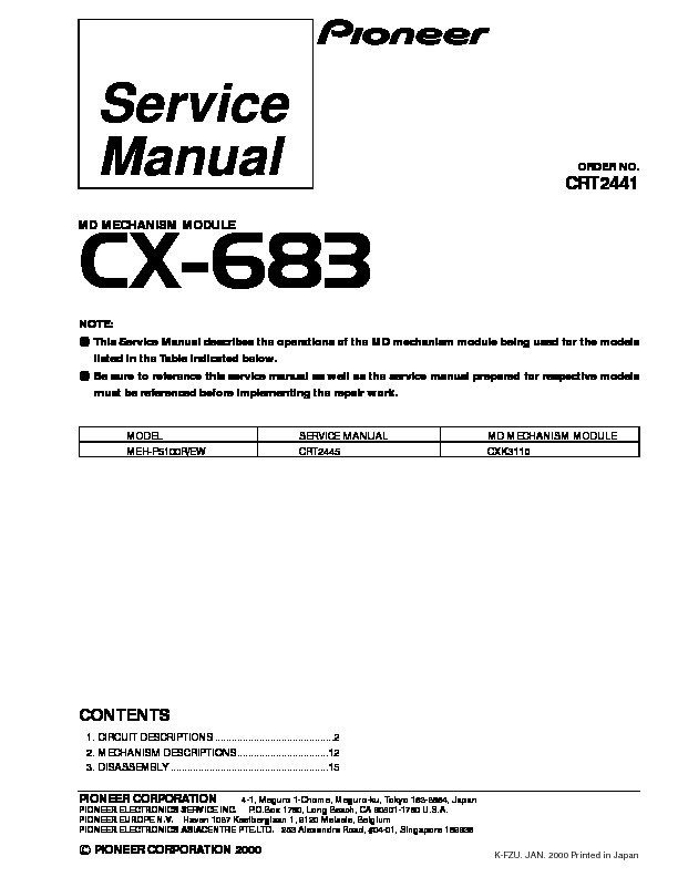 CX 683 cd mechanism module.pdf