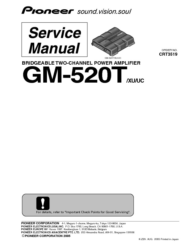 GM 520T bridgeable two channel power amplifier.pdf
