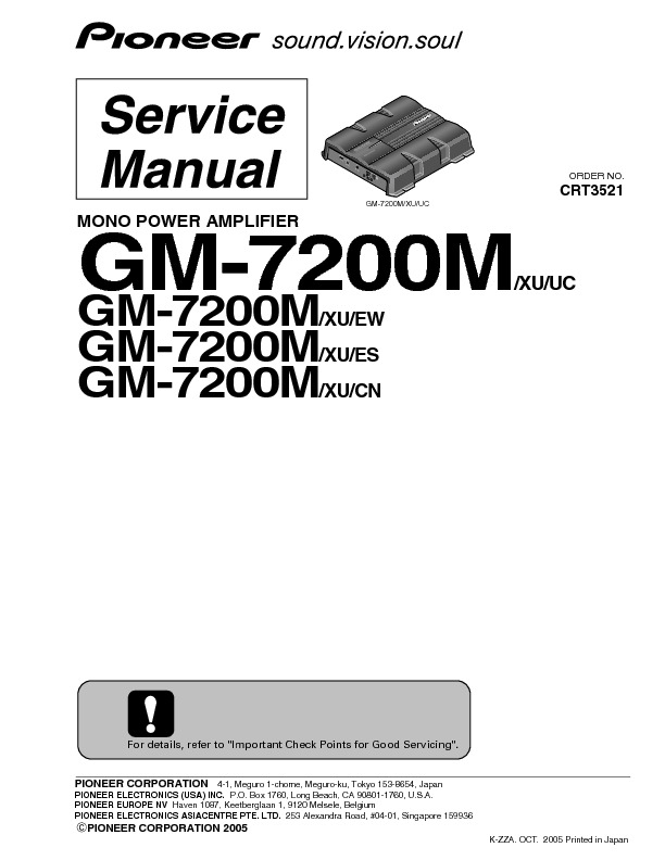 GM 7200M mono power amplifier.pdf