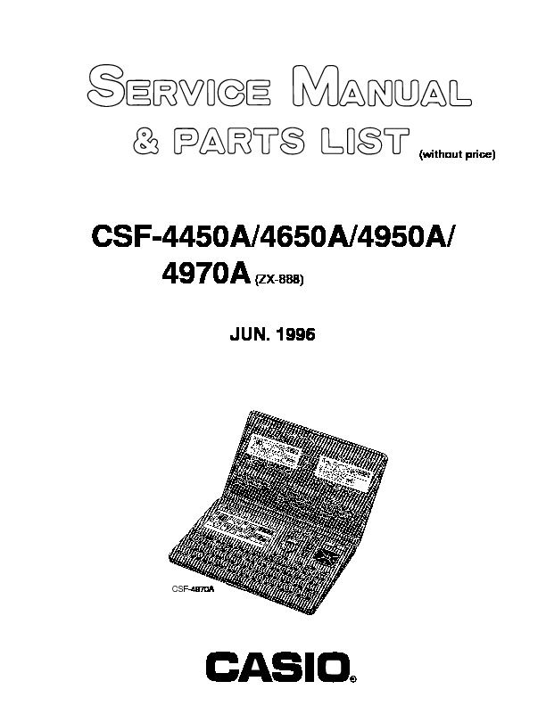 CSF4450A.pdf Casio