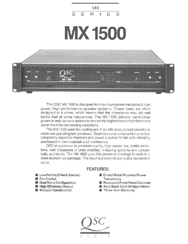 QSC MX 1500 Amplifier.pdf