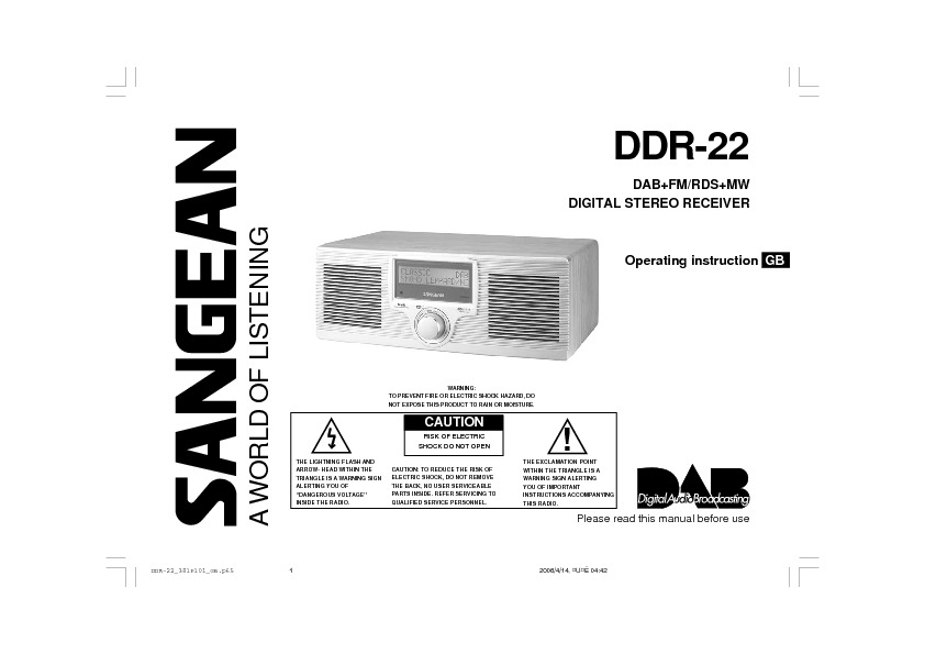 sangean ddr22 manual e.pdf