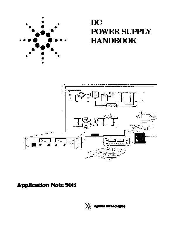 HP-DC Power Supply Handbook pdf DC POWER SUPPLY HANDBOOK