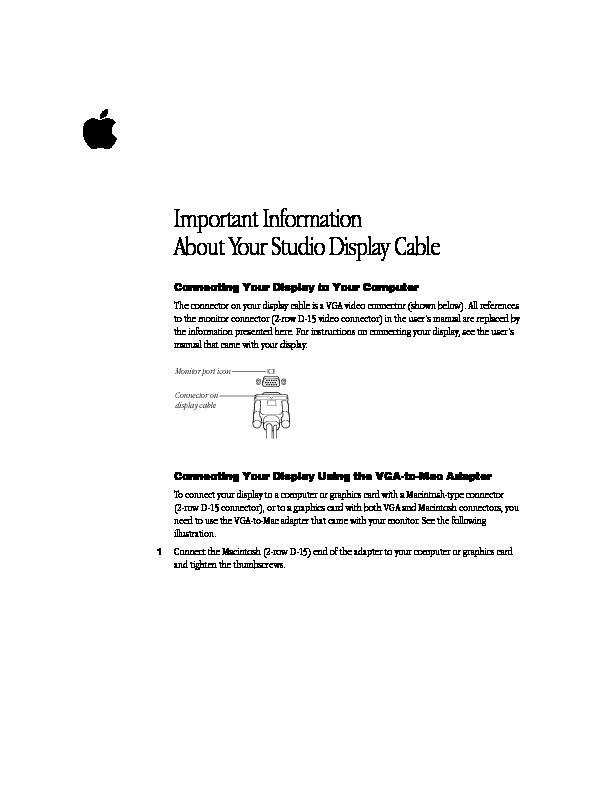 About Your Studio Display Cable 3.pdf