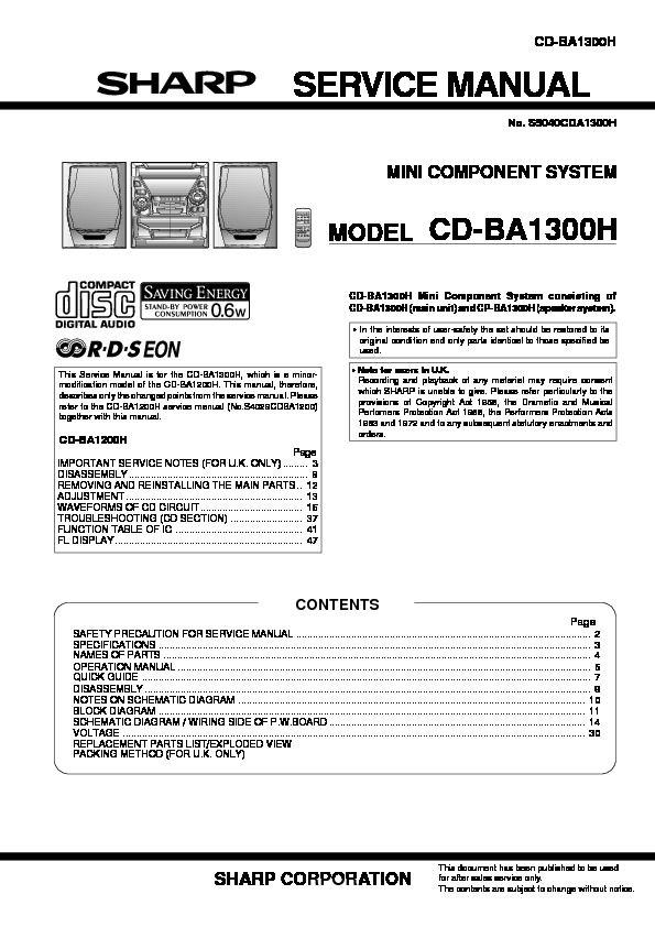 Sharp CD BA1300H mini combo.pdf
