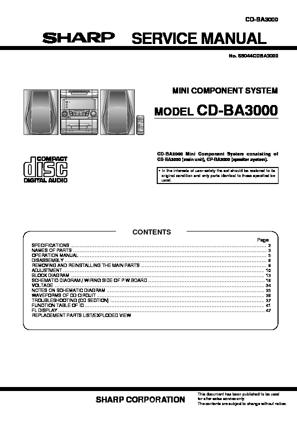 Sharp CD-BA3000 mini component system.pdf