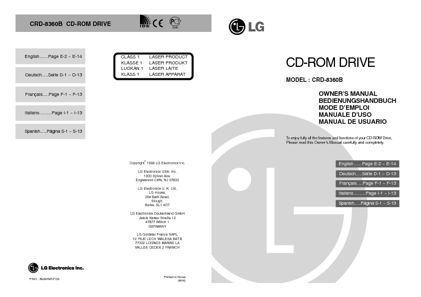 CRD-8360B Manual del Usuario.pdf LG