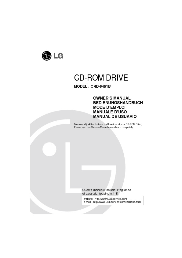 CRD-8481B Manual del Usuario.pdf LG
