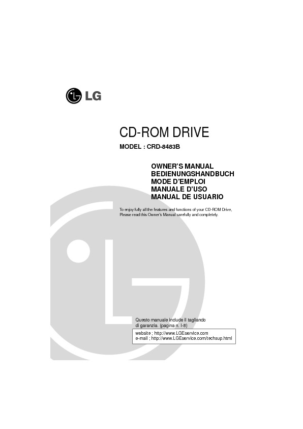 CRD-8483B Manual del Usuario.pdf LG
