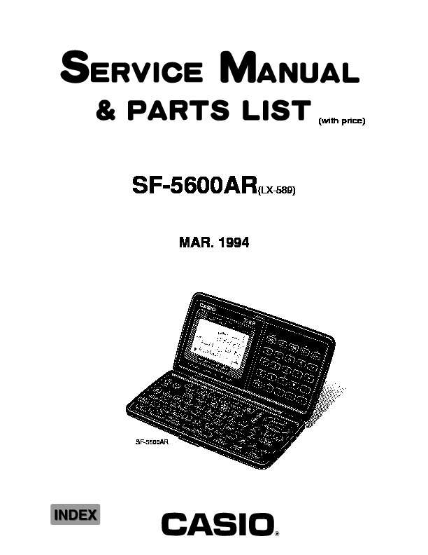 SF5600AR.pdf Casio