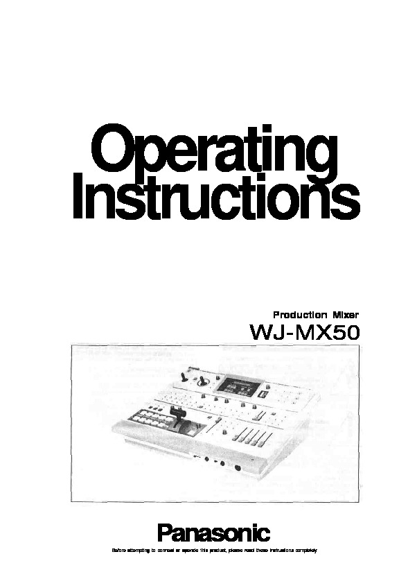 Panasonic WJ-MX50 Operating Instructions.pdf