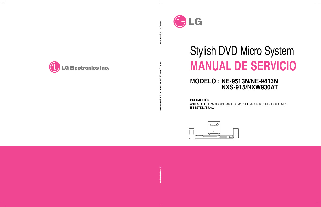 Lg Dvd Home TheaterNXW 915, NXW 930AT pdf Lg Dvd Home TheaterNXW 915, NXW 930AT pdf