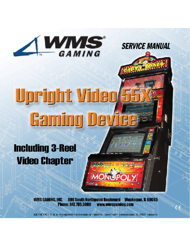 Upright Video 550 pdf Upright Video 550 pdf