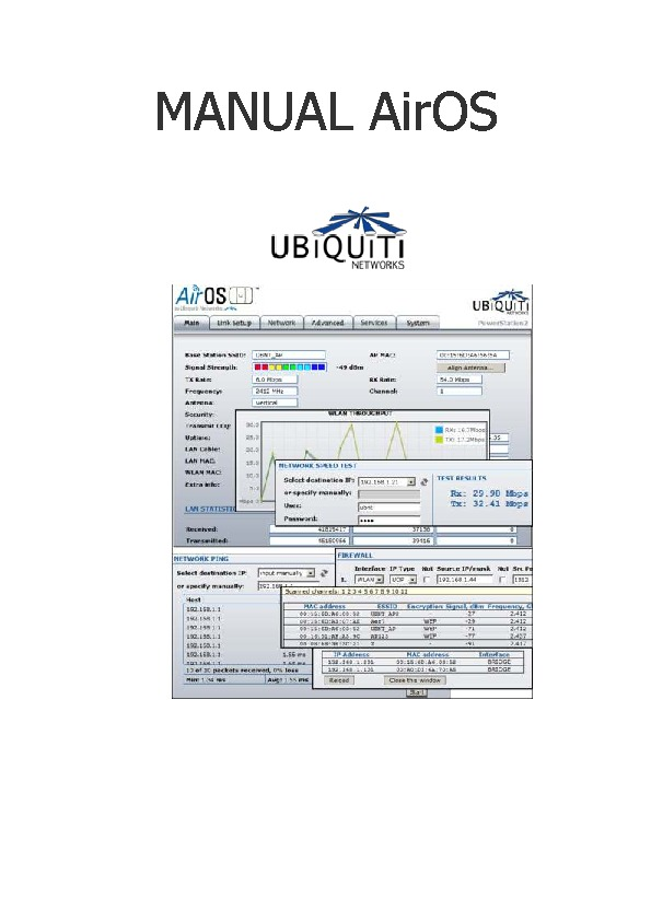 Manual AirOS ubiquiti pdf Manual AirOS ubiquiti pdf