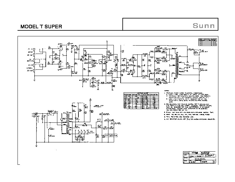 Sunn Model T Super Amplifier Schematic.pdf