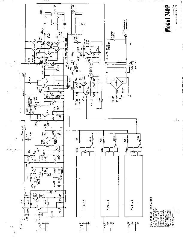 Univox Stage 740P Power Amplifier Schematic.pdf