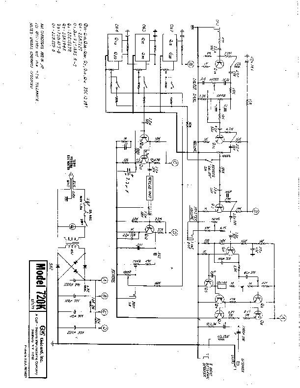 univox stage 720k keyboard amplifier schematic.pdf
