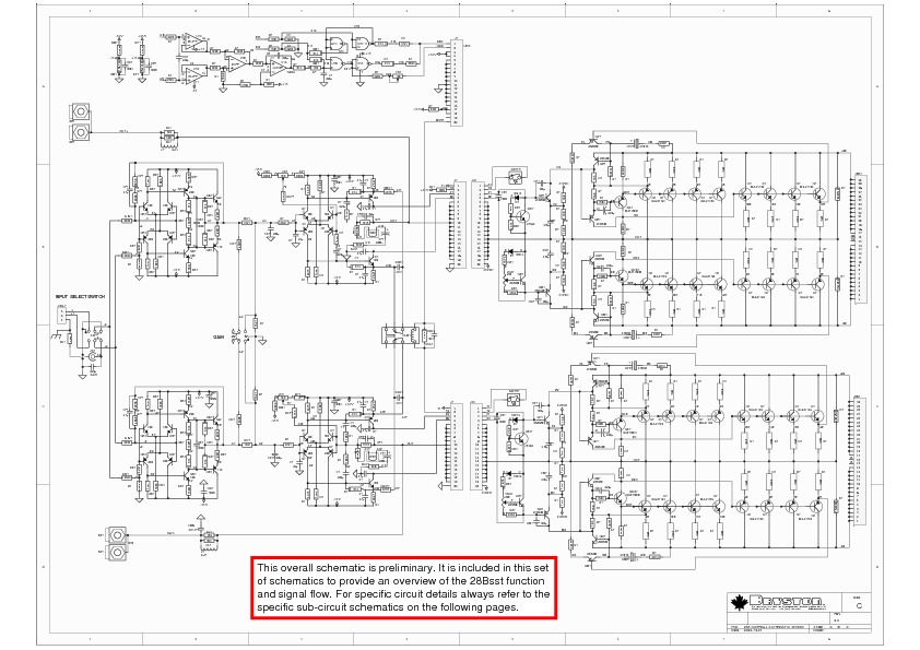 Bryston 28B Amplifier Schematic.pdf