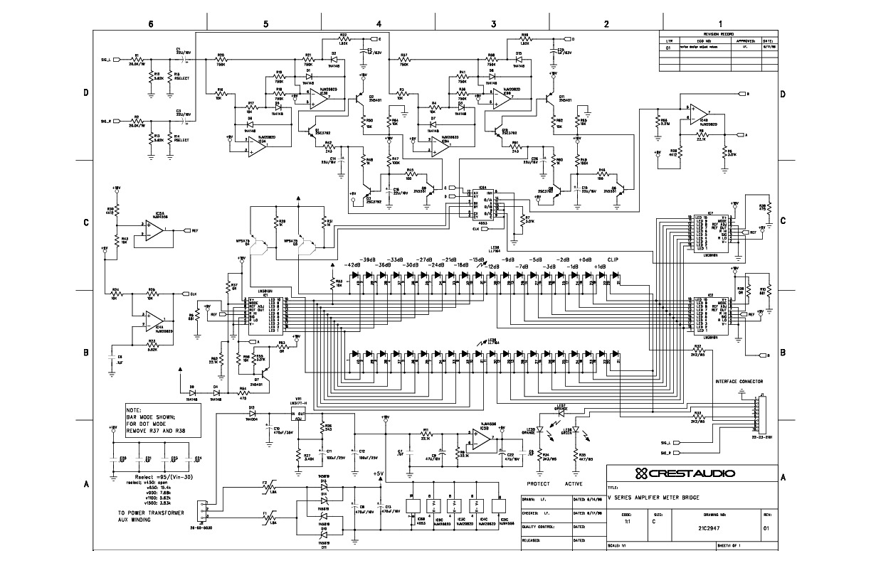 Crest Audio V Series Amplifier   Schema.pdf