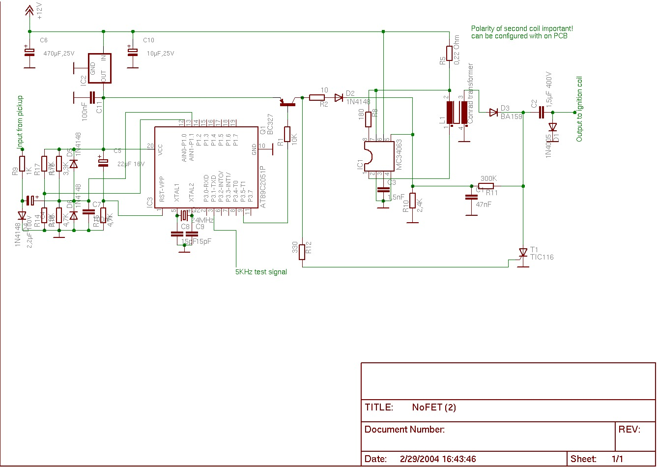 DC CDI based on ATMEL 89C2051 png DC CDI based on ATMEL 89C2051 png